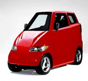 Commuter Tango electric car