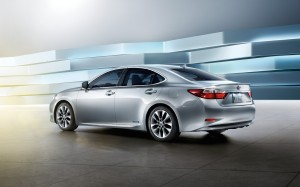 2013 Lexus ES 300h Hybrid