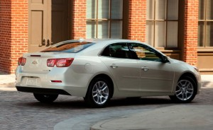 chevrolet malibu eco 2013