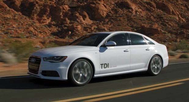 2014 Audi Clean Diesels Coming to USA: A8, A7, A6 and Q5