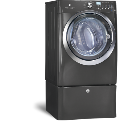 electrolux front loading washing machine