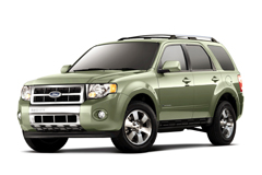 2010 Ford Escape Hybrid Courtesy Ford Motor Company