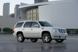 2010 Cadillac Escalade Hybrid courtesy General Motors