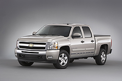 2010 Chevrolet Silverado Hybrid Courtesy General Motors