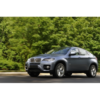BMW Active Hybrid X6 Courtesy BMW