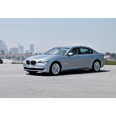BMW Active Hybrid 7 Courtesy BMW