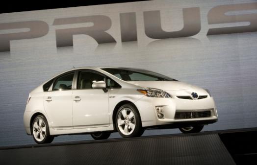 Toyota Prius Courtesy of Toyota