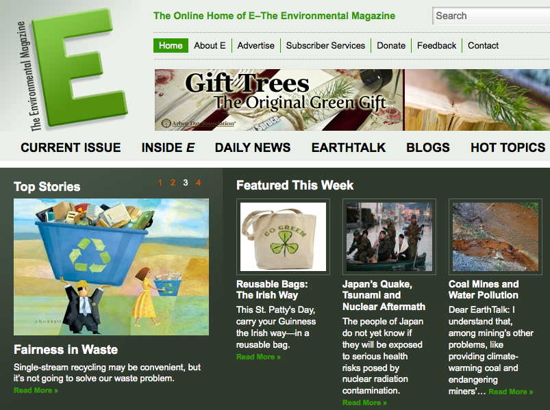 Environmental Issue News