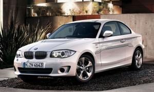 2011 BMW ActiveE electric car