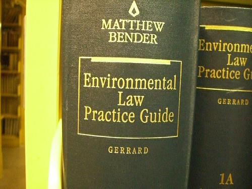 Best Environmental Law Schools