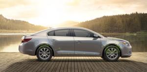 2012 Hybrid Cars USA - Buick