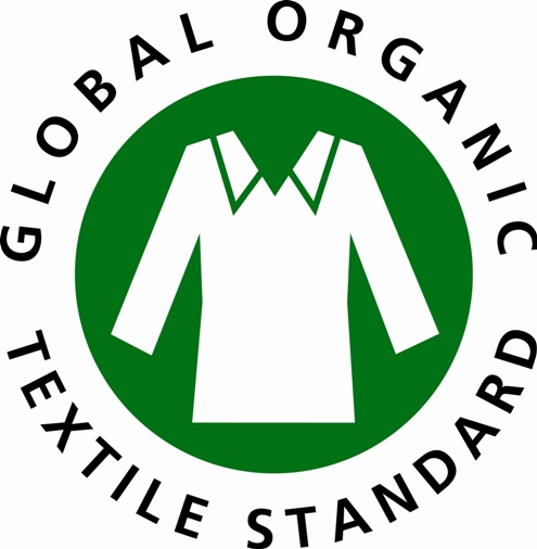 GOTS-certified logo