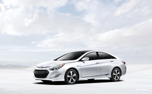 2012 Hybrid Cars USA - Hyundai