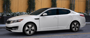 2012 Hybrid Vehicles USA - Kia
