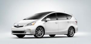 2012 Hybrid Vehicles USA - Toyota