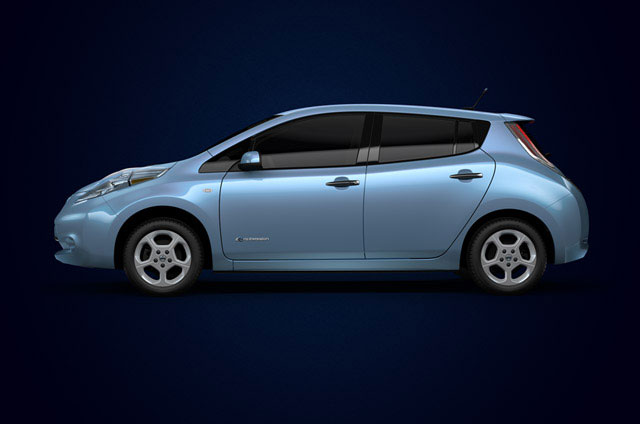 2011 Nissan Leaf Electric Car Review