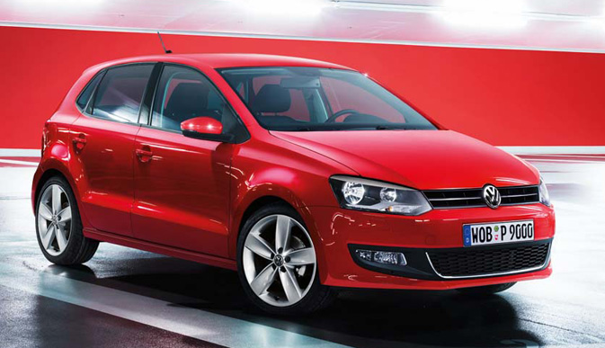 Volkswagen Polo BlueMotion Diesel