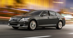 Lexus LS Hybrid Review Roundup