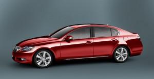 Lexus GS 450h Hybrid Reviews