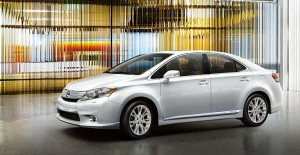 Lexus HS 250h Reviews