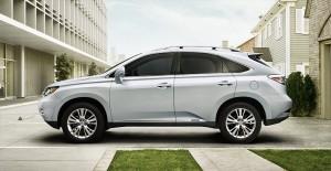 2011 Lexus RX 450h SUV review