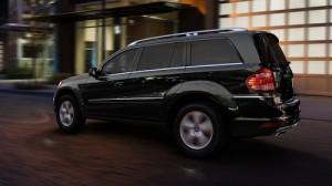 mercedes gl350 diesel 2012 SUV