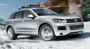 2012 VW Touareg diesel reviews