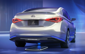Infiniti LE Electric Vehicle