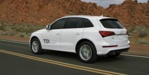 2014 Audi Q5 TDI diesel